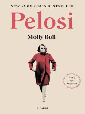 cover image of Pelosi