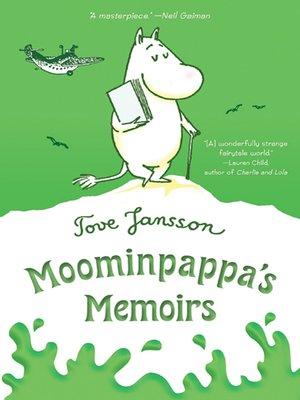cover image of Moominpappa's Memoirs