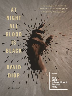 cover image of At Night All Blood Is Black