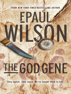 cover image of The God Gene
