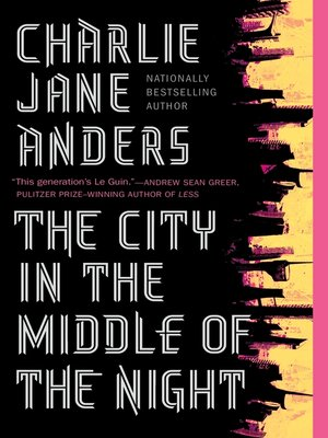 cover image of The City in the Middle of the Night