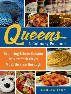 cover image of Queens--A Culinary Passport