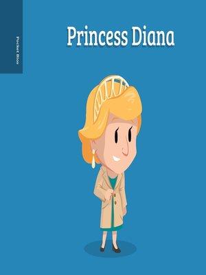 cover image of Pocket Bios--Princess Diana