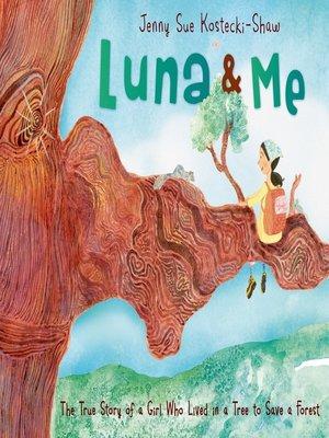 cover image of Luna & Me