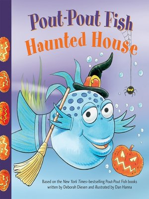 cover image of Pout-Pout Fish: Haunted House