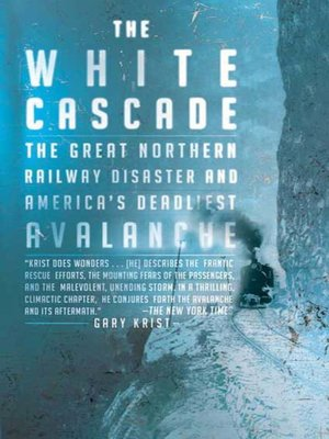 cover image of The White Cascade