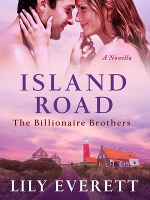 cover image of Island Road--The Billionaires of Sanctuary Island 3