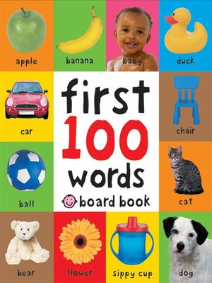 cover image of First 100 Words