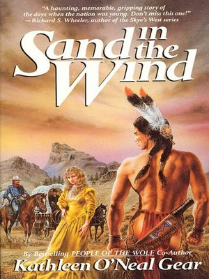 cover image of Sand in the Wind