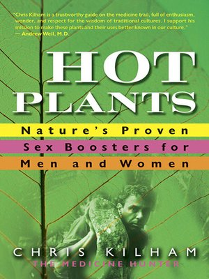 cover image of Hot Plants