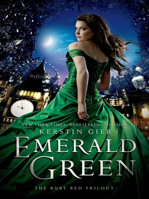 cover image of Emerald Green