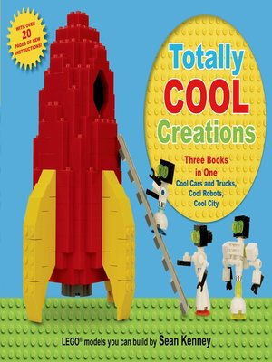 cover image of Totally Cool Creations