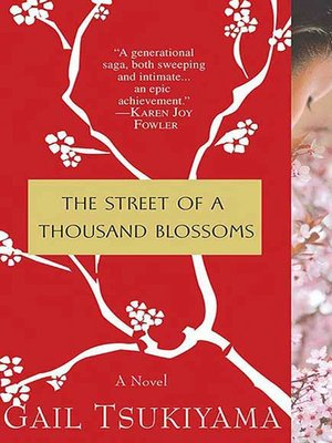 cover image of The Street of a Thousand Blossoms