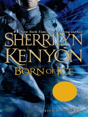 cover image of Born of Ice
