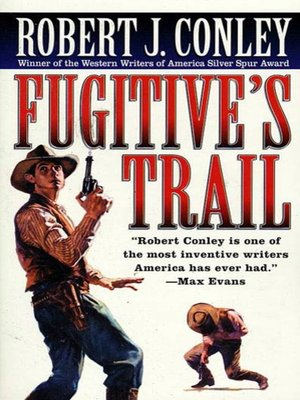cover image of Fugitive's Trail