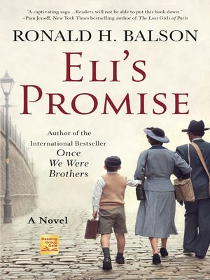 cover image of Eli's Promise