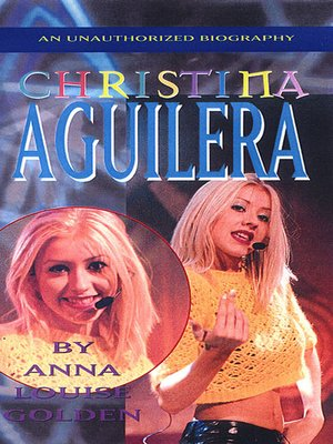 cover image of Christina Aguilera