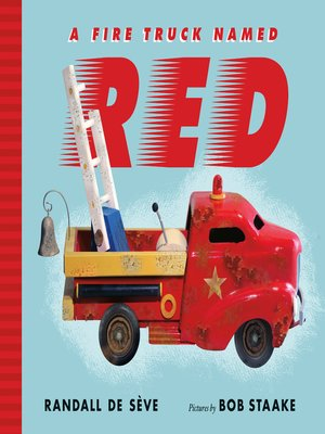 cover image of A Fire Truck Named Red