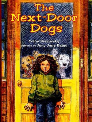 cover image of The Next-Door Dogs
