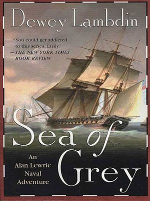 cover image of Sea of Grey