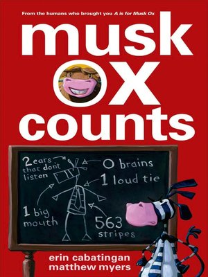 cover image of Musk Ox Counts