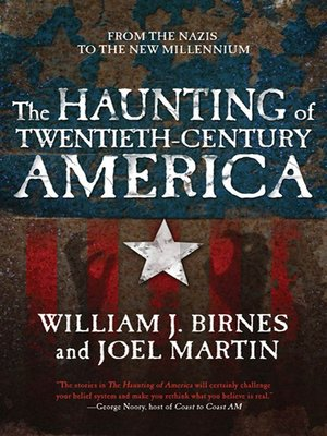 cover image of The Haunting of Twentieth-Century America