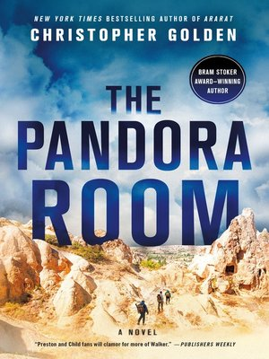 cover image of The Pandora Room