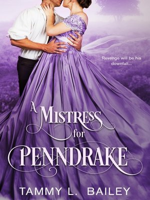 cover image of A Mistress for Penndrake
