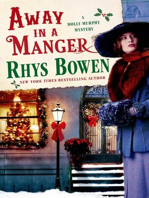 cover image of Away in a Manger