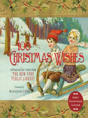 cover image of 100 Christmas Wishes