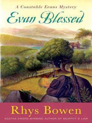 cover image of Evan Blessed