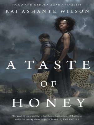 cover image of A Taste of Honey
