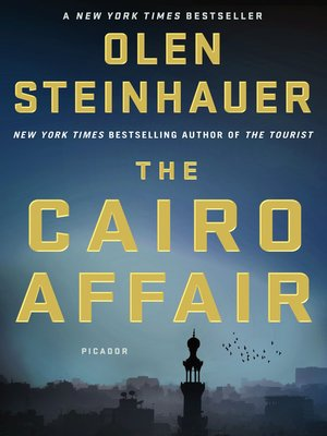 cover image of The Cairo Affair