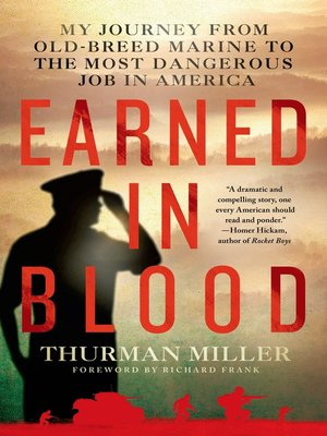 cover image of Earned in Blood