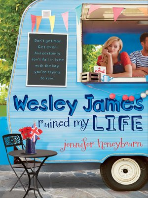 cover image of Wesley James Ruined My Life