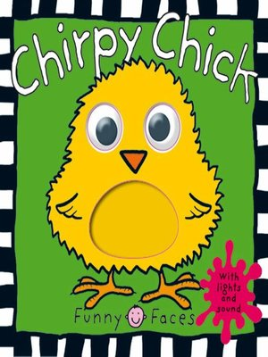 cover image of Funny Faces Chirpy Chick