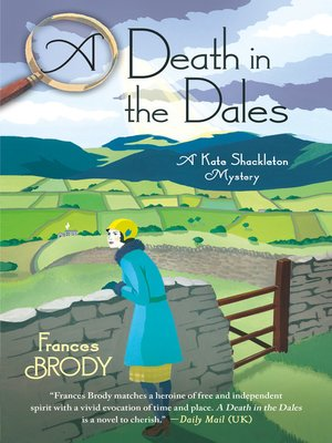 cover image of A Death in the Dales