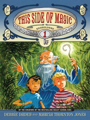 cover image of This Side of Magic