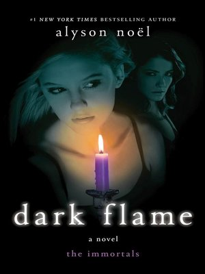 cover image of Dark Flame