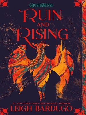 cover image of Ruin and Rising