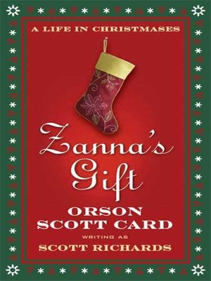 cover image of Zanna's Gift