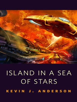 cover image of Island in a Sea of Stars