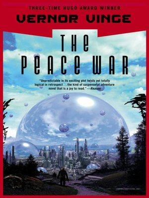cover image of The Peace War