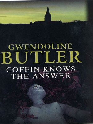 cover image of Coffin Knows the Answer