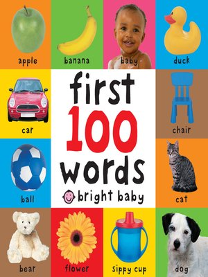 cover image of Big Board First 100 Words