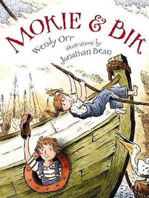 cover image of Mokie and Bik