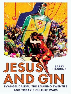 cover image of Jesus and Gin