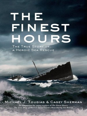 cover image of The Finest Hours (Young Readers Edition)