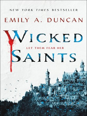 cover image of Wicked Saints