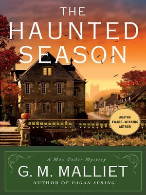 cover image of The Haunted Season
